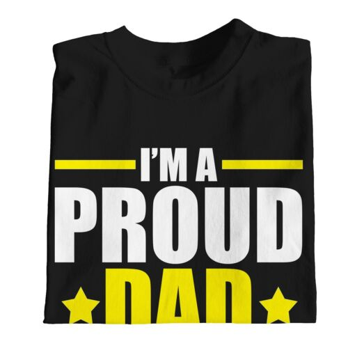 1Tee Mens I/'m A Proud Dad Of A Freaking Awesome Daughter T-Shirt