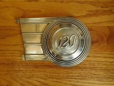 1940 Packard 120 Right Side Ornament Hood Emblem Molding Eighteenth Series 1801