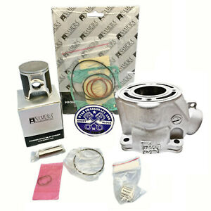 Yamaha-Yz85-YZ-85-Cylindre-Haut-Fin-Kit-Reconstruction-Piston-OEM-Replaquees