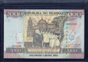 Philippines 1998 P2000 Centennial Commemorative in Folder UNC