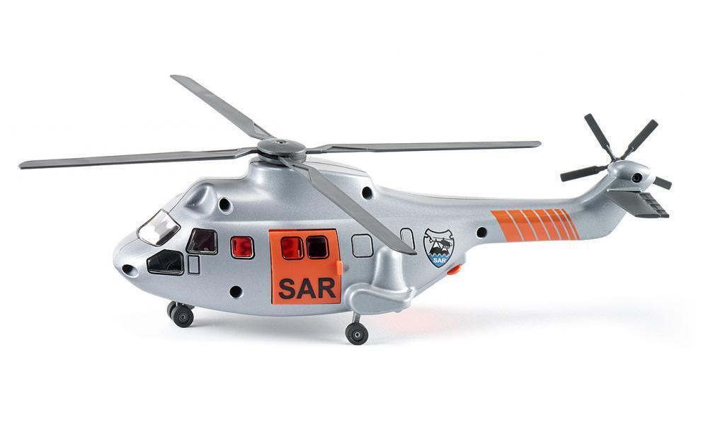 Transport Helicopter, Siku Super 2527