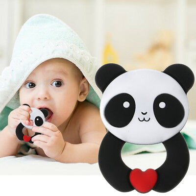 Silicone Pendant BPA Free Silicone Teether For Making Baby Chewable Toy