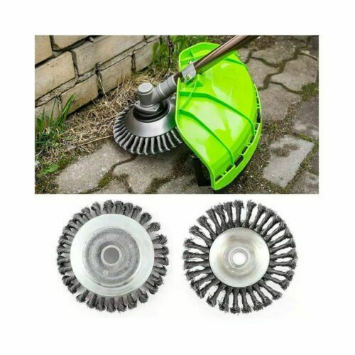 Pavement surface grass trimmer weed blade wired string cordless edger gas cutter