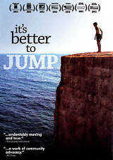 Its Better to Jump (DVD, 2014)