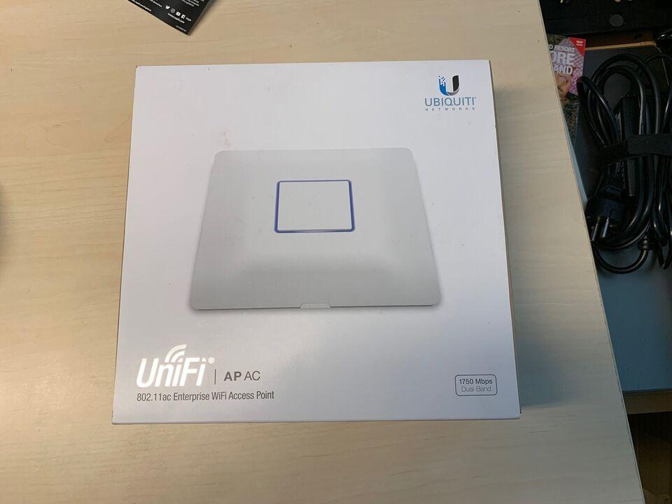 Access point, wireless, Ubiquiti