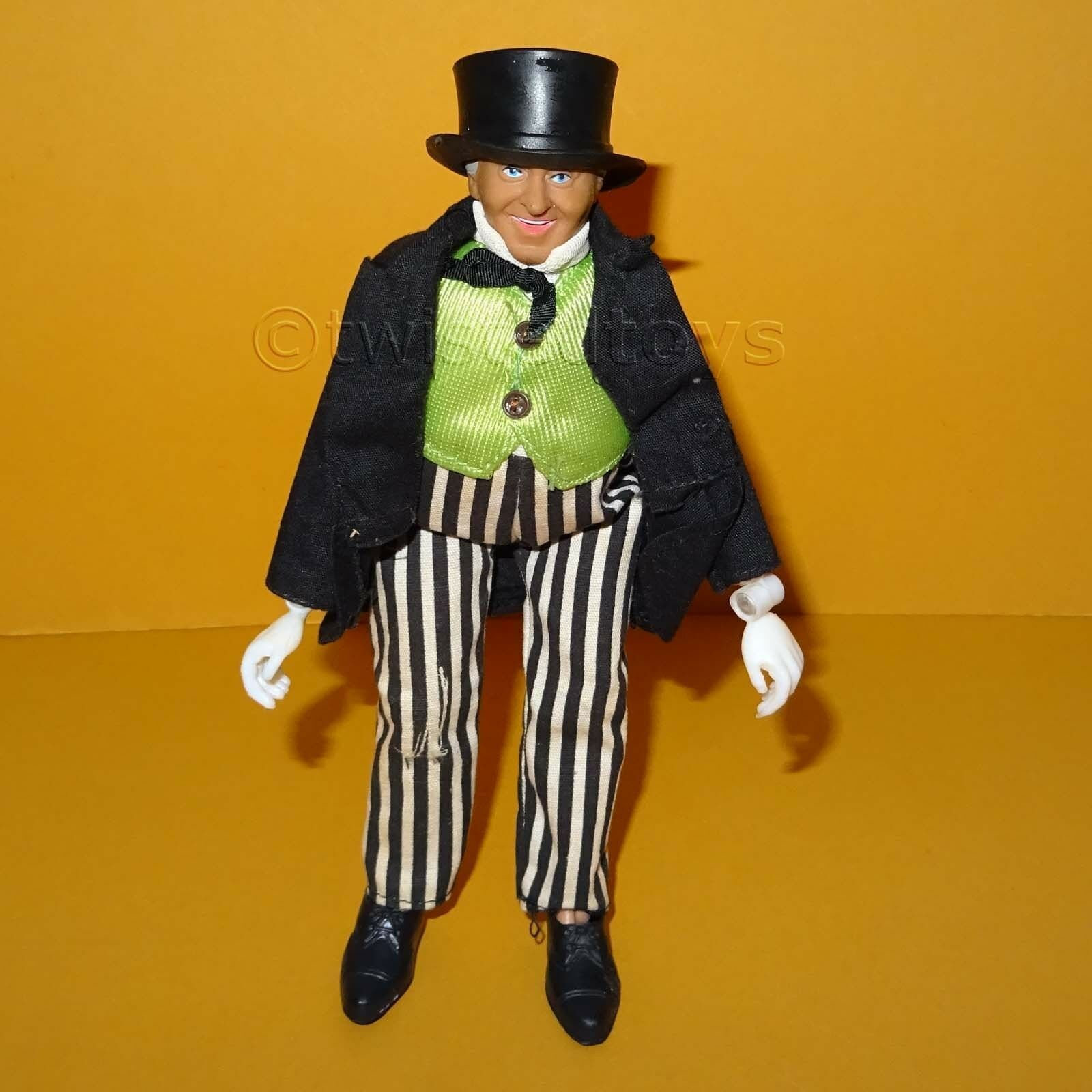 VINTAGE 1974 ANNI 70 MEGO il Wizard of Oz Wizard 8  Action Figure Rare