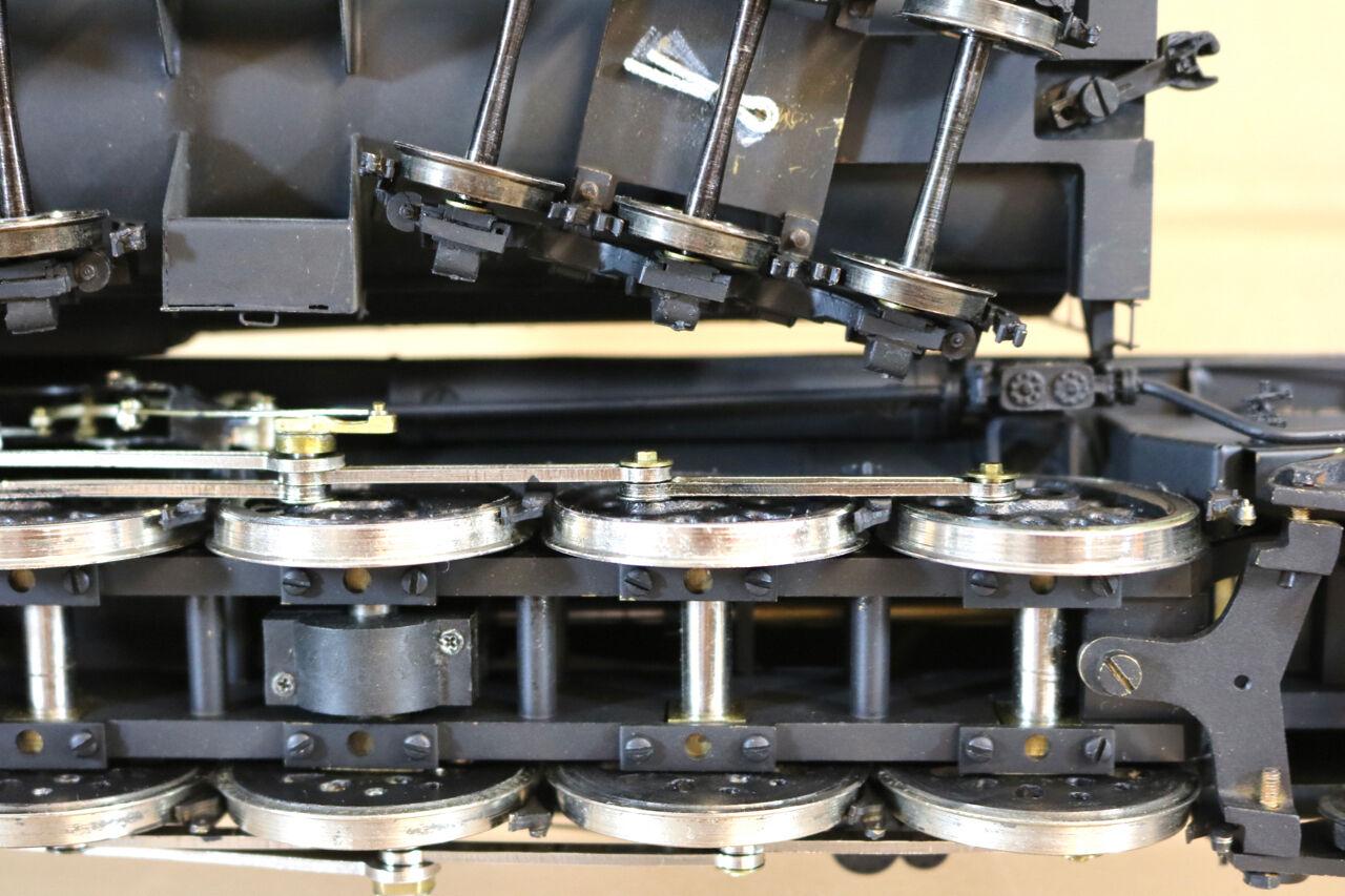 KTM KIT BUILT O O O SCALE BRASS CANADIAN NATIONAL CNR CP 4-8-4 U-2g CLASS LOCO 6218 dbdd38