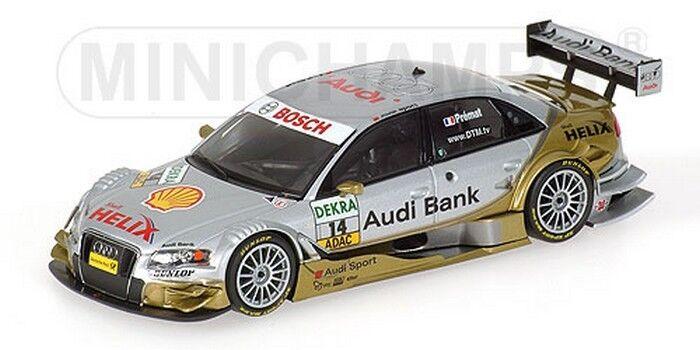 Audi A4 DTM 2008 pilote Premat (400081714) 1 43 Minichamps