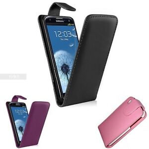 Flip-Case-Pouch-PU-Leather-Cover-For-Samsung-I9300-Galaxy-S-III-S3
