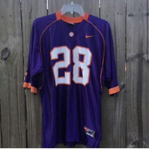 purple clemson football jersey