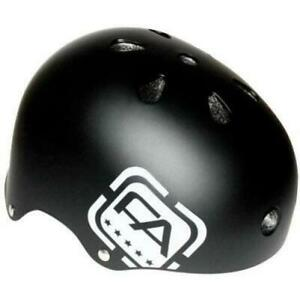 Free-Agent-Street-Helmet-Matte-Black-One-Size-Bike