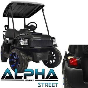 Madjax Alpha Series Street Body Kit Club Car Precedent ...