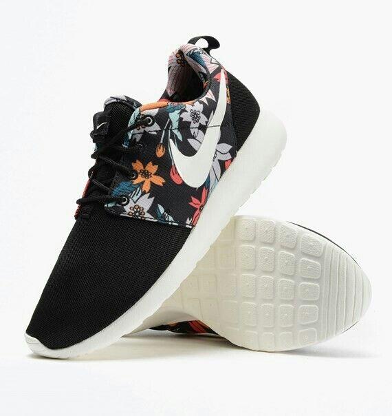 Nike Damenschuhe Roshe UK run PrintAloha Pack Trainers 599432 090 UK Roshe 7; 9 35e1af