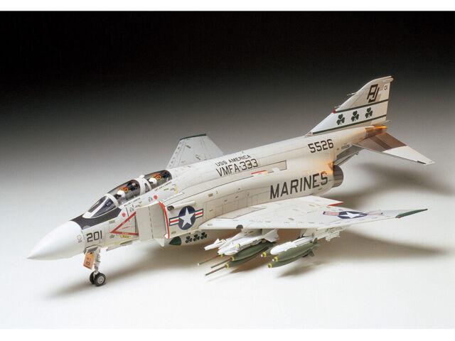 Tamiya 60308 McDonnell Douglas F-4J Phantom II™ Marines 1:32 Scale Model Jet S