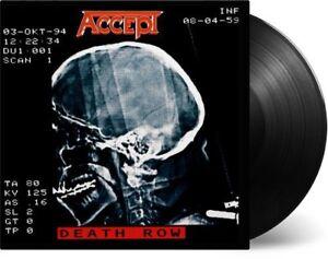 ACCEPT-DEATH-ROW-2-VINYL-LP-NEW