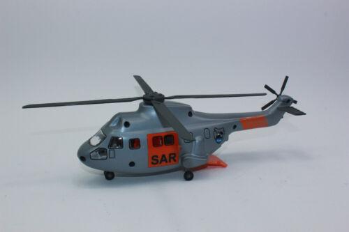 SIKU 2527 transporte helicóptero SAR 1:50 nuevo en caja orig.