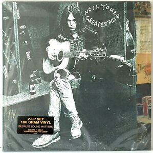 Neil-Young-Greatest-Hits-Current-Pressing-180-gram-LP-Vinyl-Record-Album-2LP