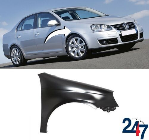 NEW VOLKSWAGEN VW JETTA 2005-2010 FRONT WING FENDER RIGHT O//S
