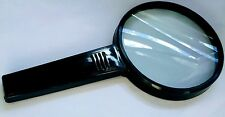 Large quality reading magnifying glass 3X magnifier NEW