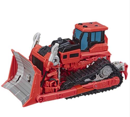 Transformers Constructicon Rampage Studio Series 37 Voyager Figure Hasbro Toys