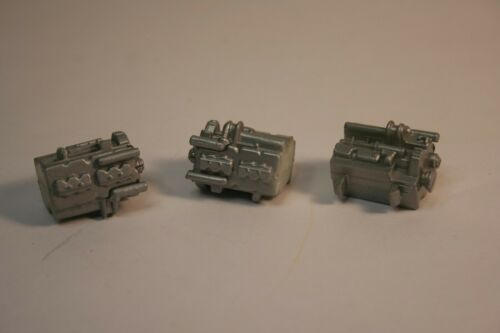 1:53 Scale 3-Pack Of The Same Motor for Tonkin Replicas Type 1