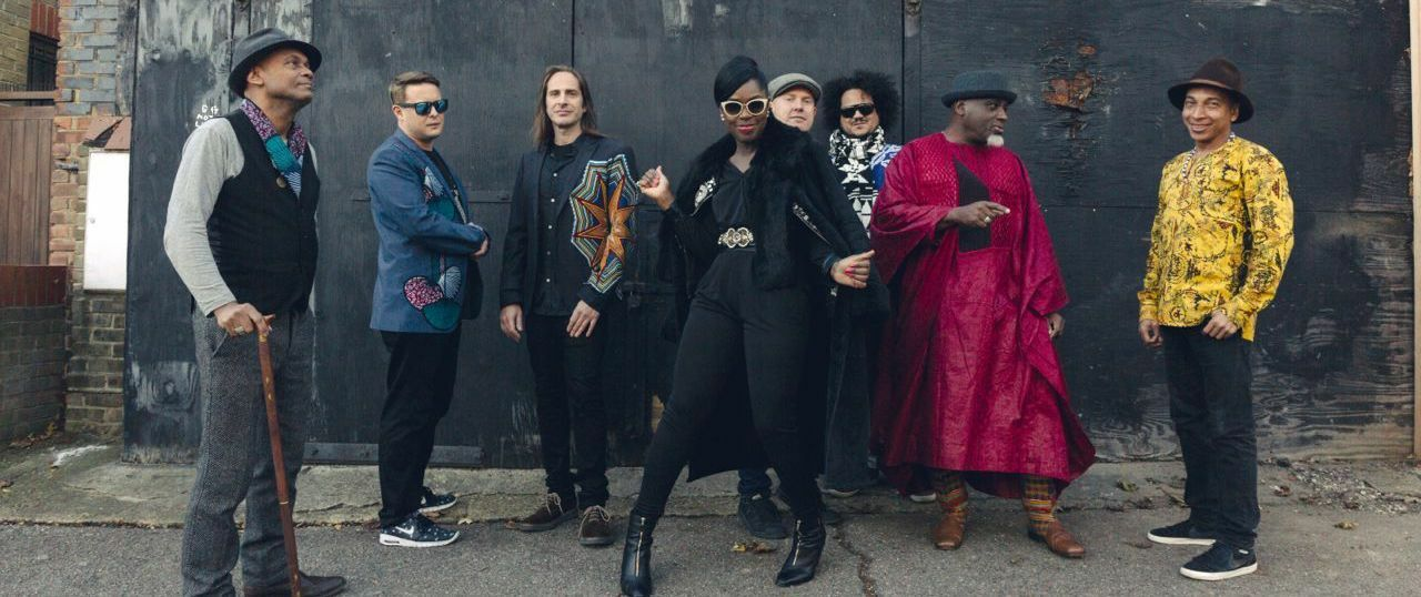 Ibibio Sound Machine Tickets (18+ Event)