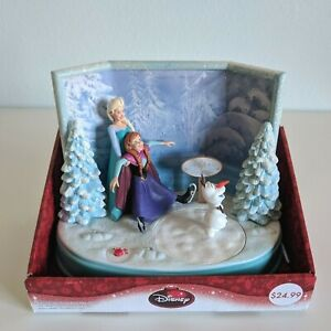 Christmas Disney's Frozen Animated Musical Table Top ...