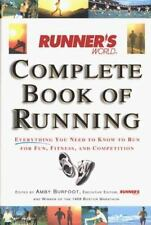 Runners World: Runner's World Complete Book of Running : Everything You Need to…