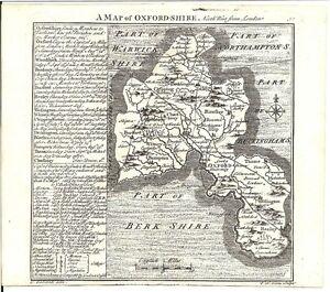 Antique-map-Oxfordshire