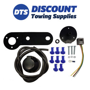 Subaru Standard Single 7 Pin Electric Towbar Wiring Kit