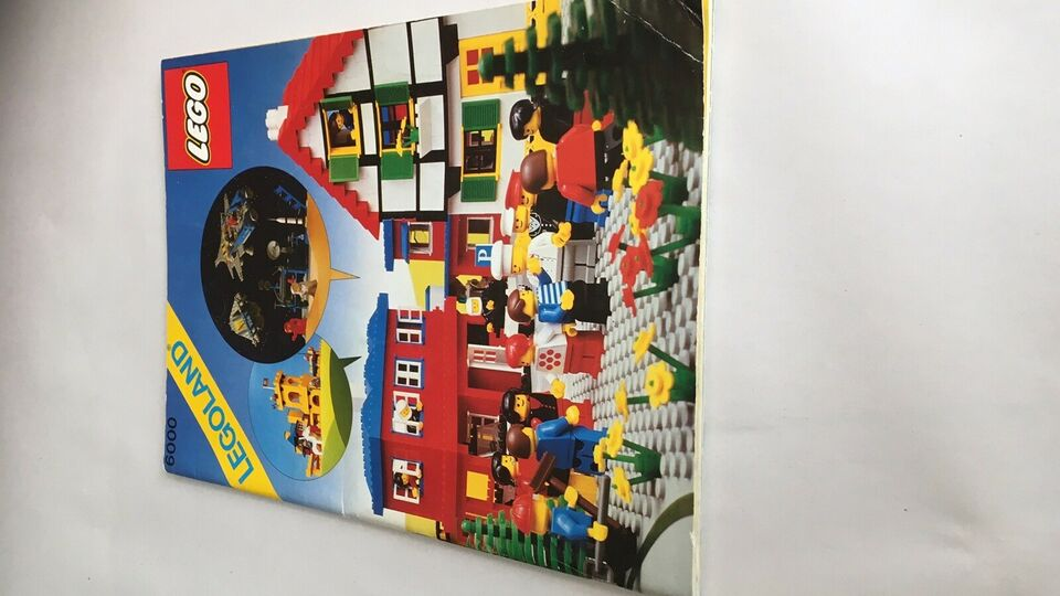 Lego andet, 6000