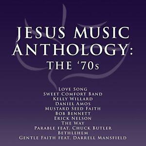 Various-Jesus-Music-Antologia-The-70s-CD-1982698