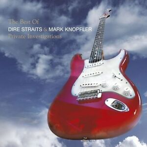 DIRE-STRAITS-amp-MARK-KNOPFLER-The-Best-Of-2CD-NEW-Private-Investigations