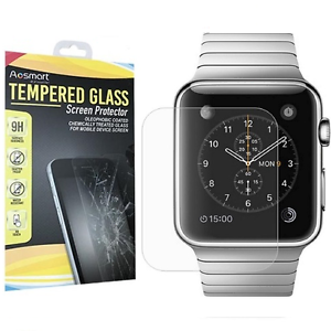 New-For-Apple-Watch-Premium-Slim-Tempered-Glass-Film-Screen-Protector-42-38mm