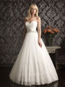 Allure Lace Ball Gown Wedding Dresses