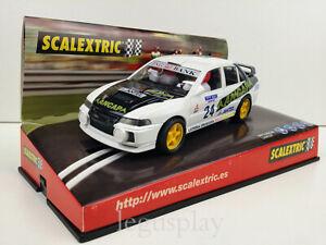 Slot-Car-Scx-Scalextric-6001-Mitsubishi-Lancer-034-Ancap-039-039