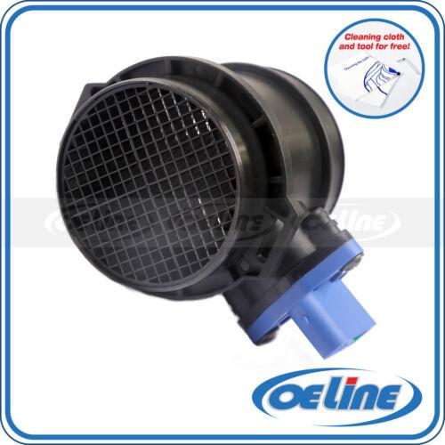 For 99-02 Land Rover Discovery Mass Air Flow Sensor Meter MAF ERR7171