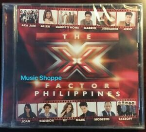 The-X-Factor-Philippines-CD-OPM-Compilation