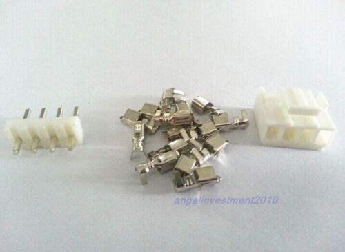 20sets 4 Way VH 4P 3.96mm Multipole Connector VH3.96 4P