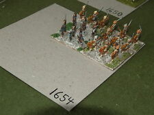 15mm Classical Thracian Peltasts 18 Infantry (1654)