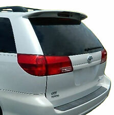TOYOTA SIENNA FACTORY STYLE UNPAINTED REAR WING SPOILER 2004-2010
