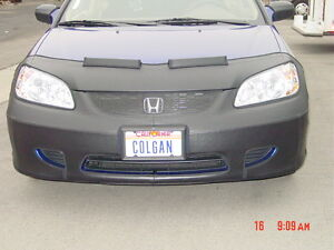 Details About Colgan Front End Mask Bra 2pc Fits Honda Civic 2004 2005 W O License Plate