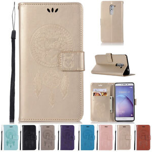 promo code ffd7f 5a9a1 Details about Luxury Leather Wallet Card Magnetic Flip Case Cover Stand For  Huawei Honor 6X