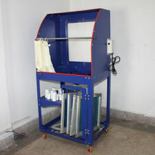 Screen Printing Washout Tank Vertical Screen Frame Rinse Sink With Back Light