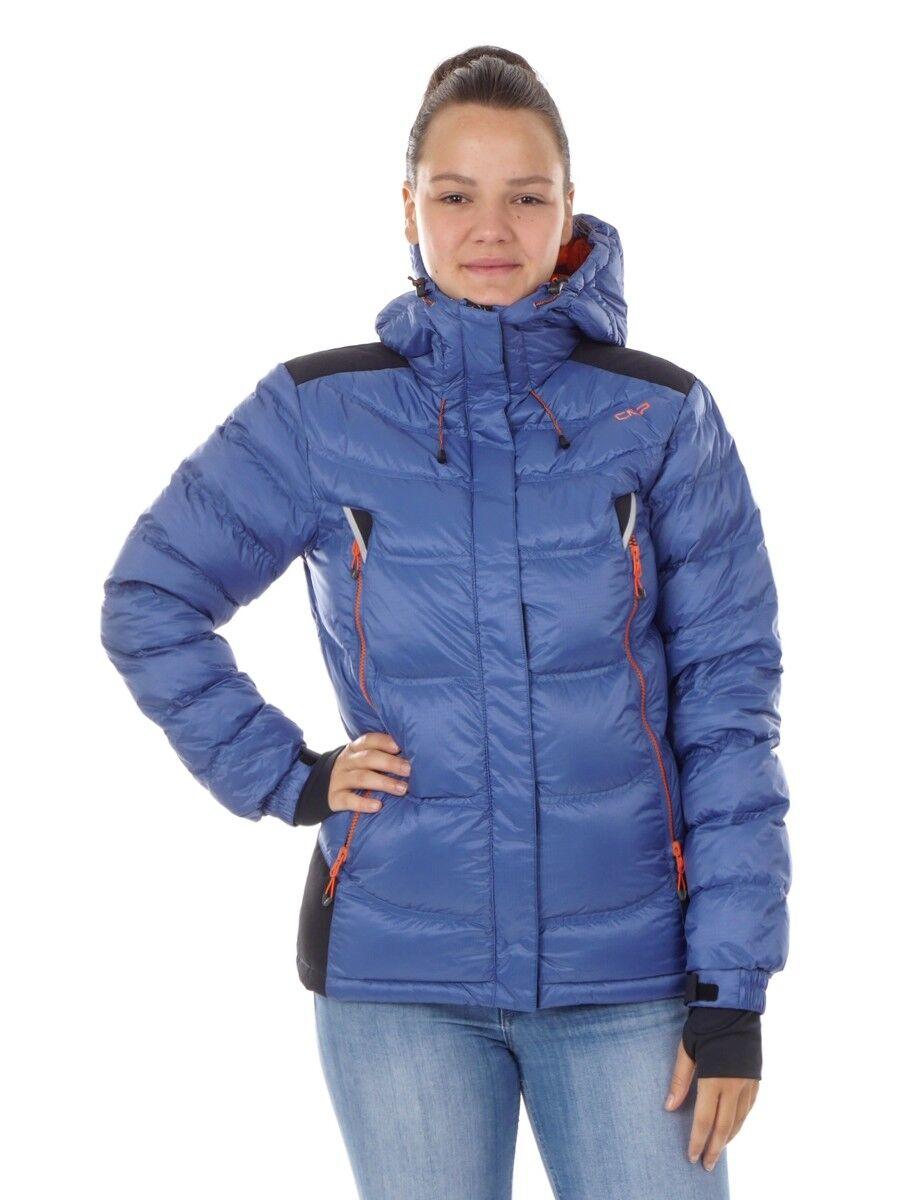 CMP plumifero invierno chaqueta Sospechosovarón azul capucha climaprojoect ®