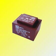 Encapsulated Mains Insulated Pcb 230v Power Transformers 2x Output 69121524v