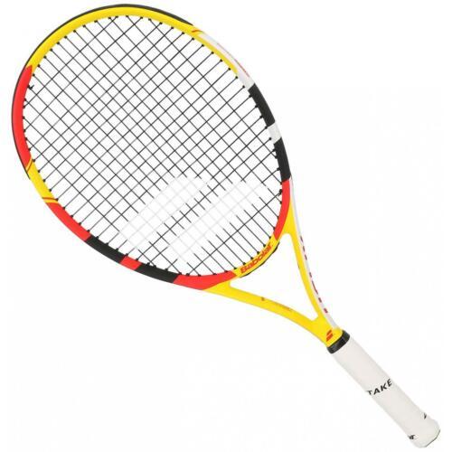 Neuf Raquette de tennis Babolat Helix 105  jaune rouge Jaune 71718