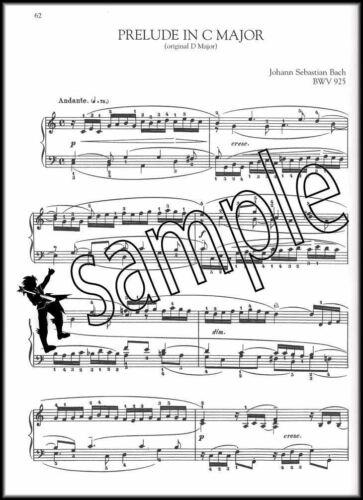 The Baroque Era Piano Album Classical Sheet Music Book Schirmer/'s Library