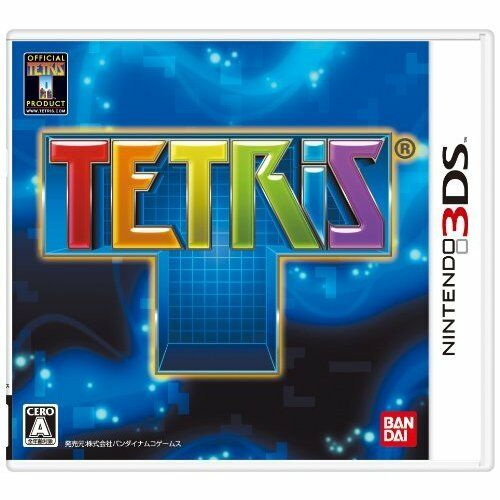 Very Good 3DS TETRIS TETRIS TETRIS Import Japan beb02b