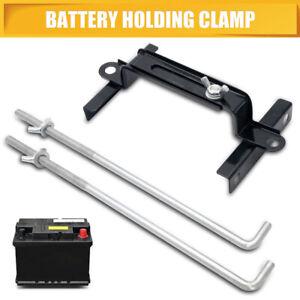 Metal-Batterie-Voiture-reglable-Maintenez-Pince-Support-Kit-Cycle-Universal-FR